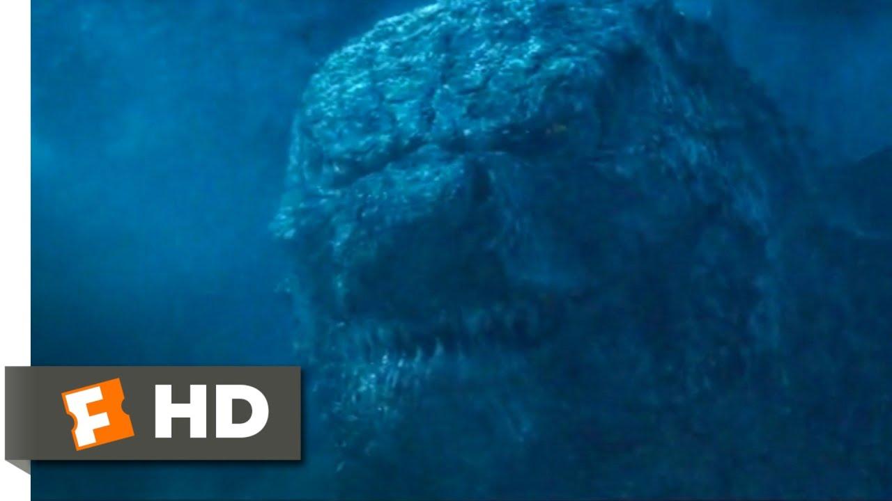 Download Godzilla: King of the Monsters (2019) - Godzilla vs. Ghidorah - Antarctica Scene (3/10) | Movieclips
