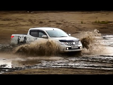 Mitsubishi L200 _ 2015 - ТЕСТ-ДРАЙВ Александра Михельсона