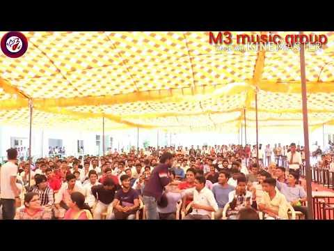 Sammer Hussein M3 music group ecb college Bikaner live concert