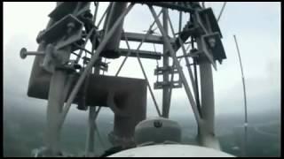Лестница в небо. Адская работа на высоте 540 метров.