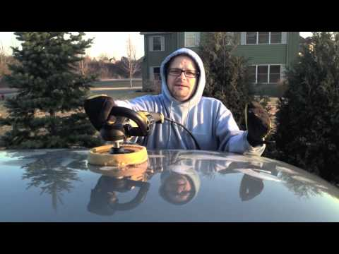 """DeWALT DWP849X 7"""" / 9"""" Variable Speed Polisher with Soft Start - Review"""