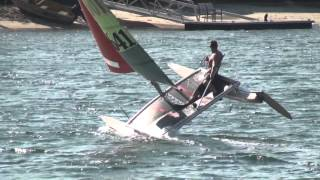 SAIL AWOLNATION - Extreme Catamaran Sailing