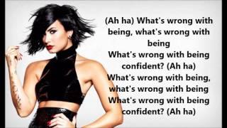 Baixar Demi Lovato - Confident (Lyrics with audio!)