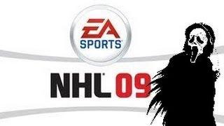 NHL 09 (2008) - San Jose Sharks vs Pittsburgh Penguins (PC 720p 60fps)
