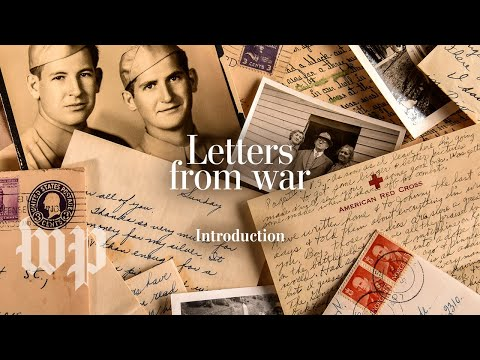 An introduction | LETTERS FROM WAR podcast | The Washington Post