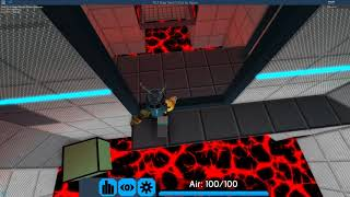 Roblox [Fe2 Map Test] Falling Facility (FIRST TRY) (VERY VERY VERY Easy Insane)   Kaan2005