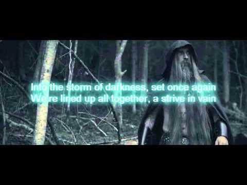 Gormathon - Absence Of Trust Lyrics