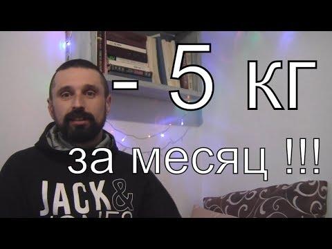 ДИЕТА для похудения -5 кг за месяц!!! 16/8 - эффективное простое голодание