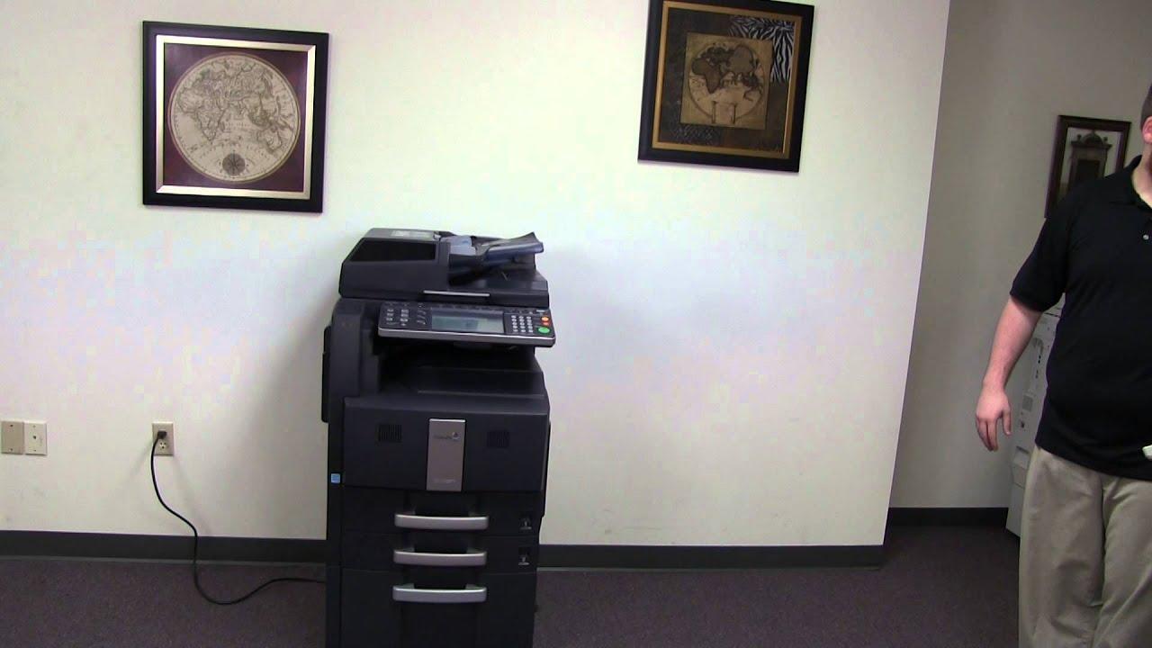 Kyocera TASKalfa 300ci Support and Manuals
