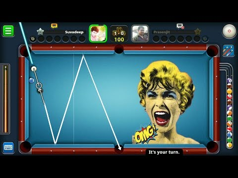 8 Ball Pool Awesome Gaming HD |😎😏 Android Boy Suva | Suvadeep Ghosh HD