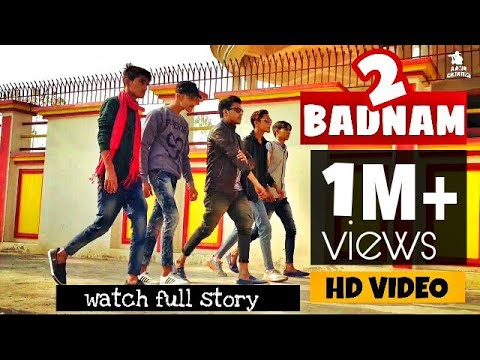 badnam 2 mankrit aulakh latest punjabi video song | gada creation