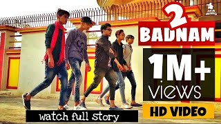 badnam 2 mankrit aulakh latest punjabi video song | gada creation