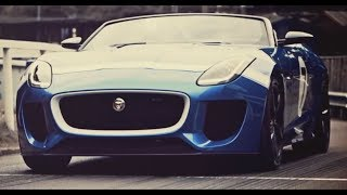 2014 Jaguar F Type V8s T7 Hd Full Speed Loud Exhaust Project 7 Concept Sexy Commercial Carjam Tv Hd