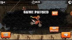 Jogando Motocross