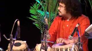 RHYTHM SCAPE - Bikram Gosh (Indian Classical Fusion) Live In Concert