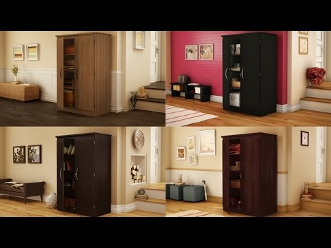 South Shore Morgan Collection Storage Cabinet Perfect For Home ...
