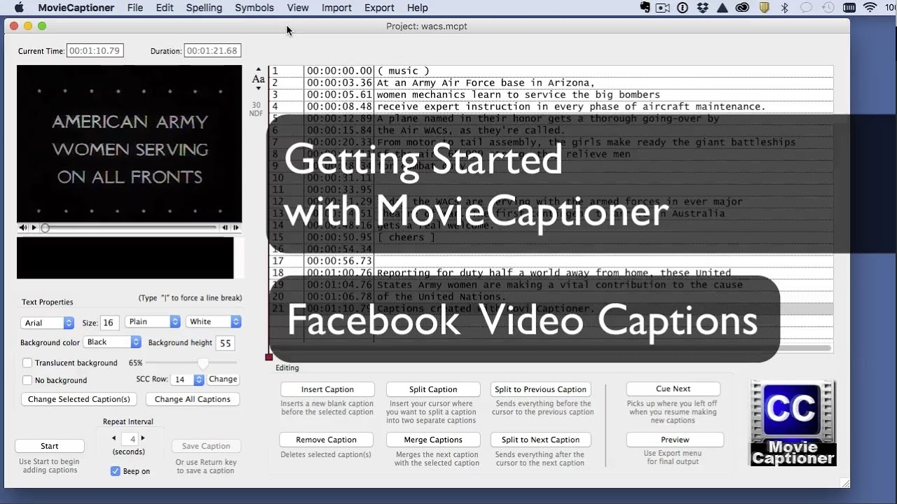 How to Add Closed Captions to Your Facebook Videos