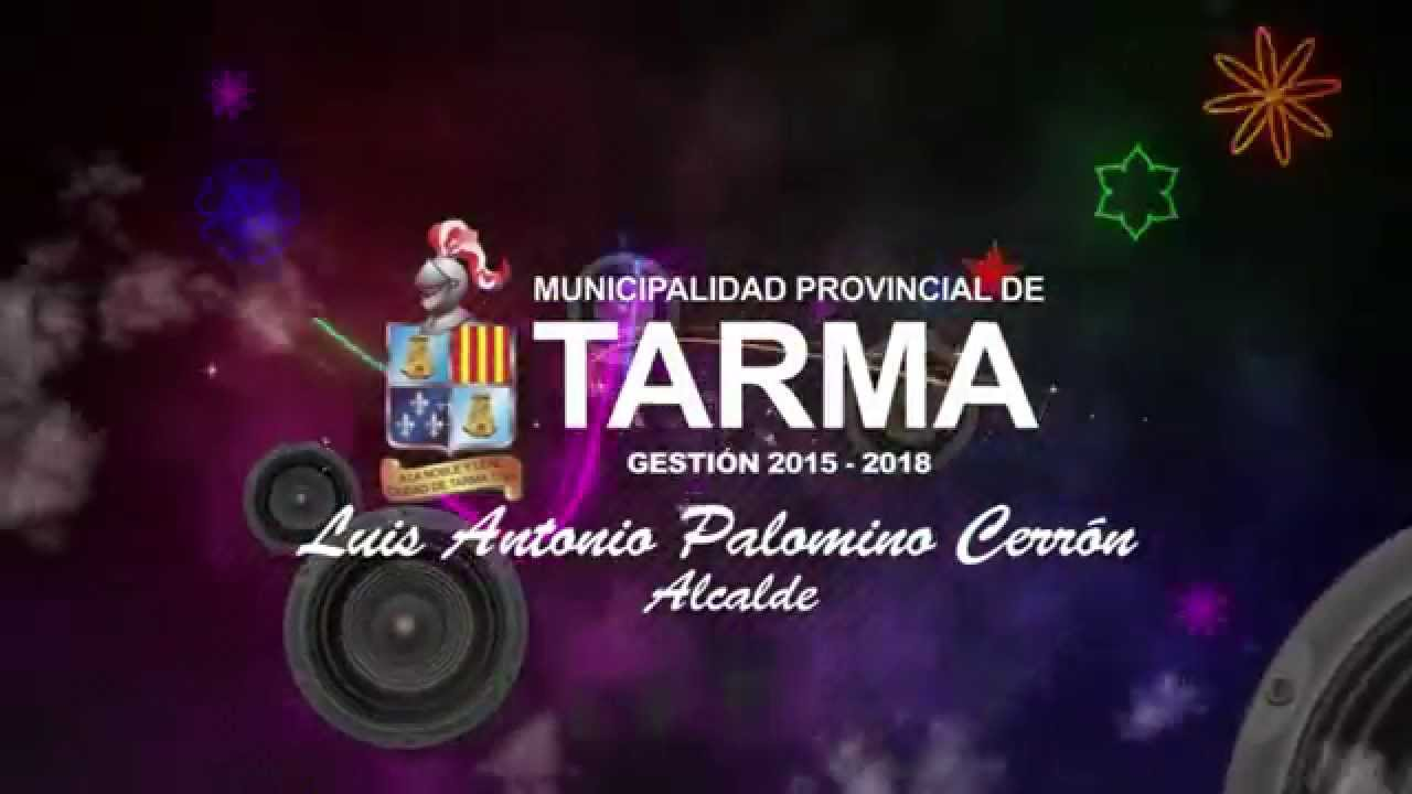 Festitarma 2015 spot infantil youtube for Municipalidad de tarma