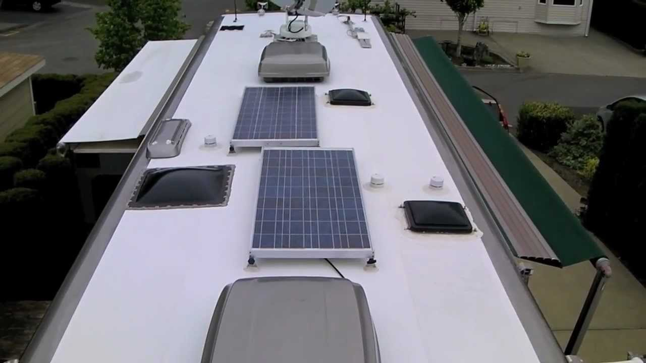 Jayco Rubber Roof Maintenance How To Prevent Rv Roof