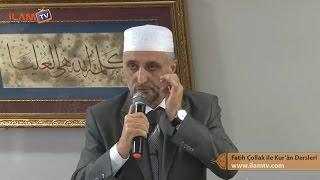 Kuran Dersi 209 - Fatih Çollak ile Kur'ân-ı Kerim Dersleri (Nur Sûresi 27-34. Ayetler)