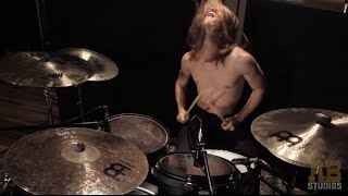 """Dylan Wood - A Day To Remember """"Bad Vibrations"""" (Drum Cover)"""