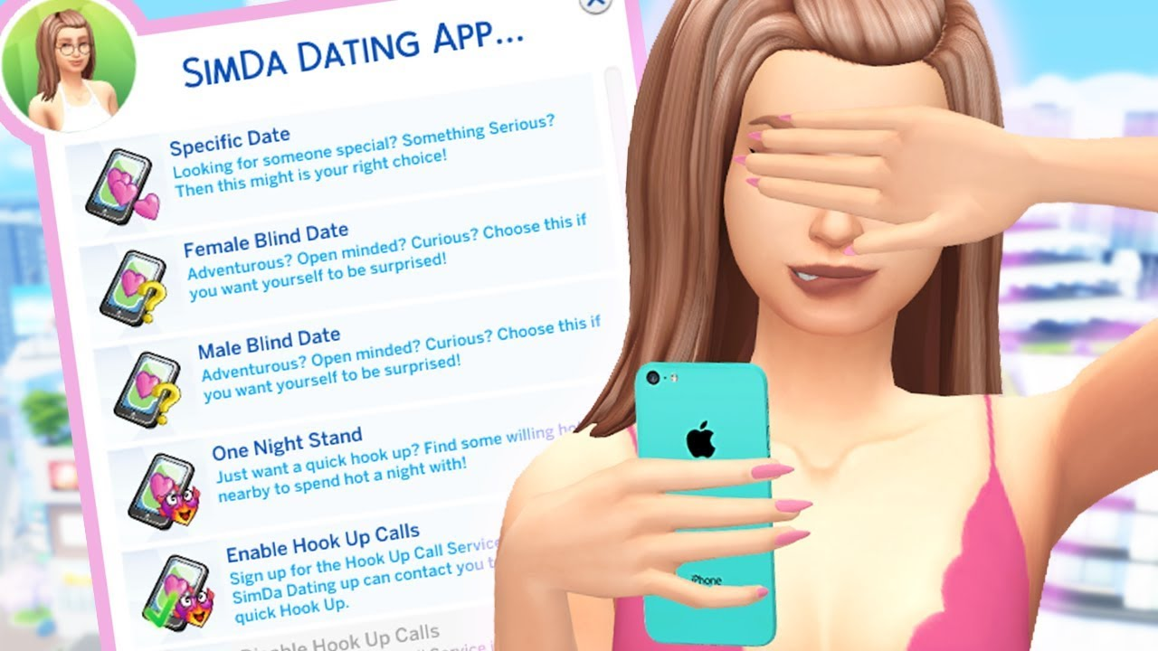 blind dating app