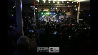 Hilllsong (South Africa) Performing At Churchill Show.