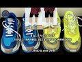 Balenciaga Men's Triple S Trainers/Sneakers Size & Style Comparison: 39 vs 40; Original vs Alt Style