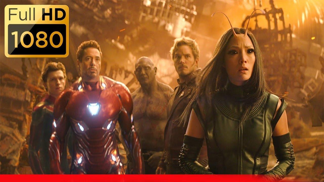 Avengers Infinity War (2018) - 'FuII'Movie'HD - FULL'Scene ...