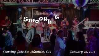 The Band Smooth Touch live at the Starting Gate