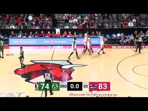 Paul Zipser (25 points) Highlights vs. Wisconsin Herd