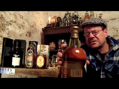 ralfy review 669 - Advice on drinking old vintage liquors.