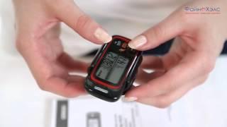 видео Шагомер OMRON HJA-300-EK Jog Style купить онлайн