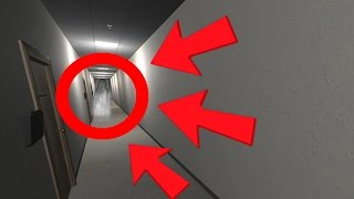 GHOST SPOTTED IN HALLWAY! (Nighttime Visitor)