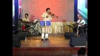 Panchama Veda (Gejje Pooje) - Violin Chandru - Cinema On Strings