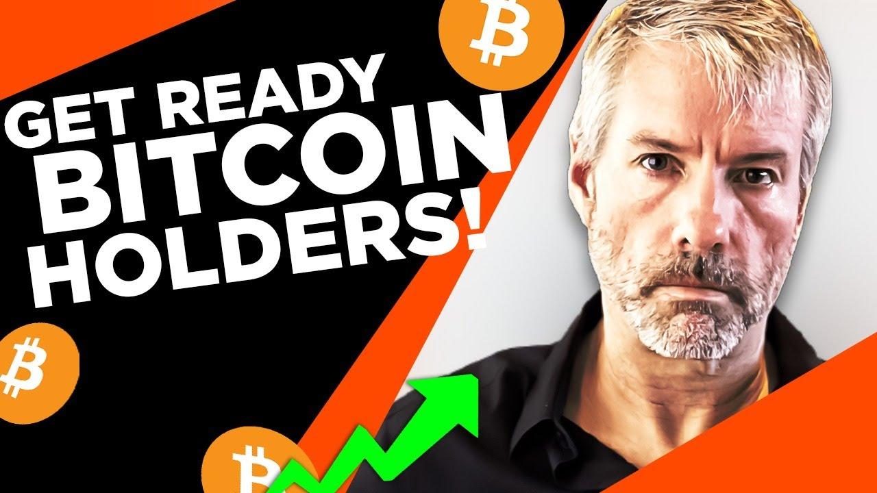 Michael Saylor: Buy As Many Bitcoin As You Can!!! Microstrategy's $ 5 Billion Bitcoin Empire