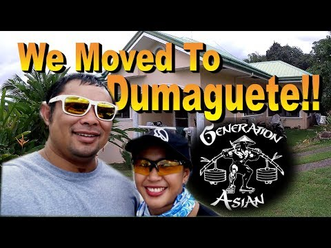 Cebu to Dumaguete Valencia Our house Philippines Expat