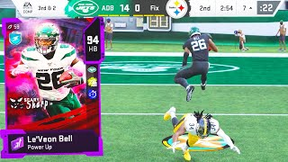 LE'VEON BELL HURDLES OVER EVERYONE! Madden 20 Ultimate Team Ep.26