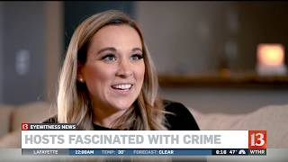 Meet Crime Junkie Podcast host Ashley Flowers