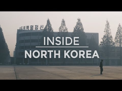 INSIDE NORTH KOREA | THE TRAVEL TWO