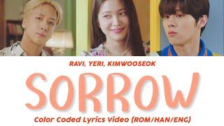 Download Mp3 Ravi, Yeri, Kimwooseok '애상  Sorrow ' Color Coded Lyrics Video  Rom/hangu