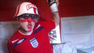 Dont Stop Believin England 2014 song Themadmistake and Ben Rocket World Cup Madness