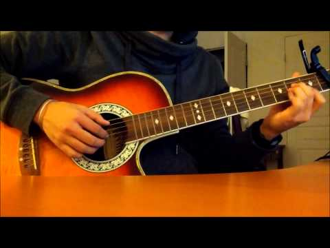 Anastasia - Once Upon a December (Guitar Cover)