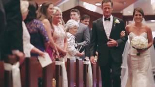 First Presbyterian Church Midland Wedding Highlight Film // Callie + Trey