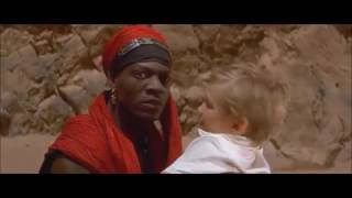 The Mummy Returns - ADEBISI scenes I meant Lock-Nah scenes