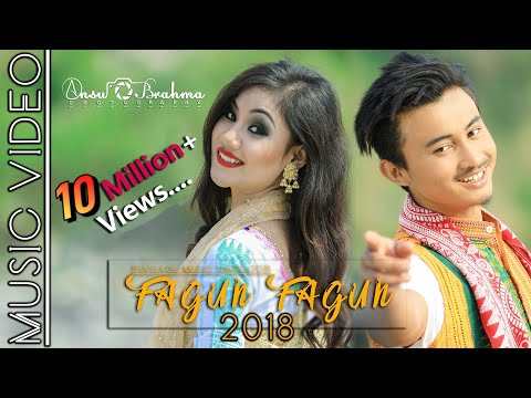 Fagun Fagun 2018 (Official Full Bwisagu Music Video)