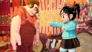Game | Wreck It Ralph Meet Greet, Disney s Hollywood Studios at Walt Disney World Ralph, Vanellope | Wreck It Ralph Meet Greet, Disney s Hollywood Studios at Walt Disney World Ralph, Vanellope