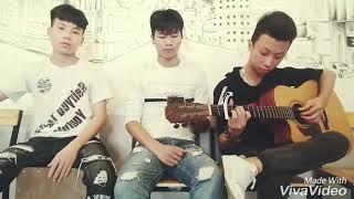 [Gọi Tên Em Trong Đêm] Gitar_cajon||The Men