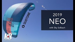 Duotone Neo 2019 - the worlds most popular kite!
