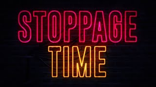 Stoppage Time | First footballer you would call if you were in trouble
